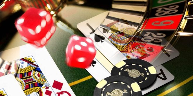 How Gambling Establishment And Sports Betting Sites