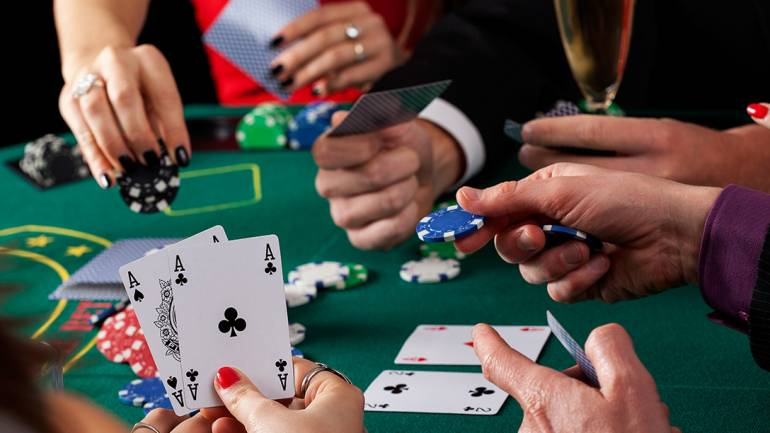 Eight Easy Tactics For Casino Uncovered
