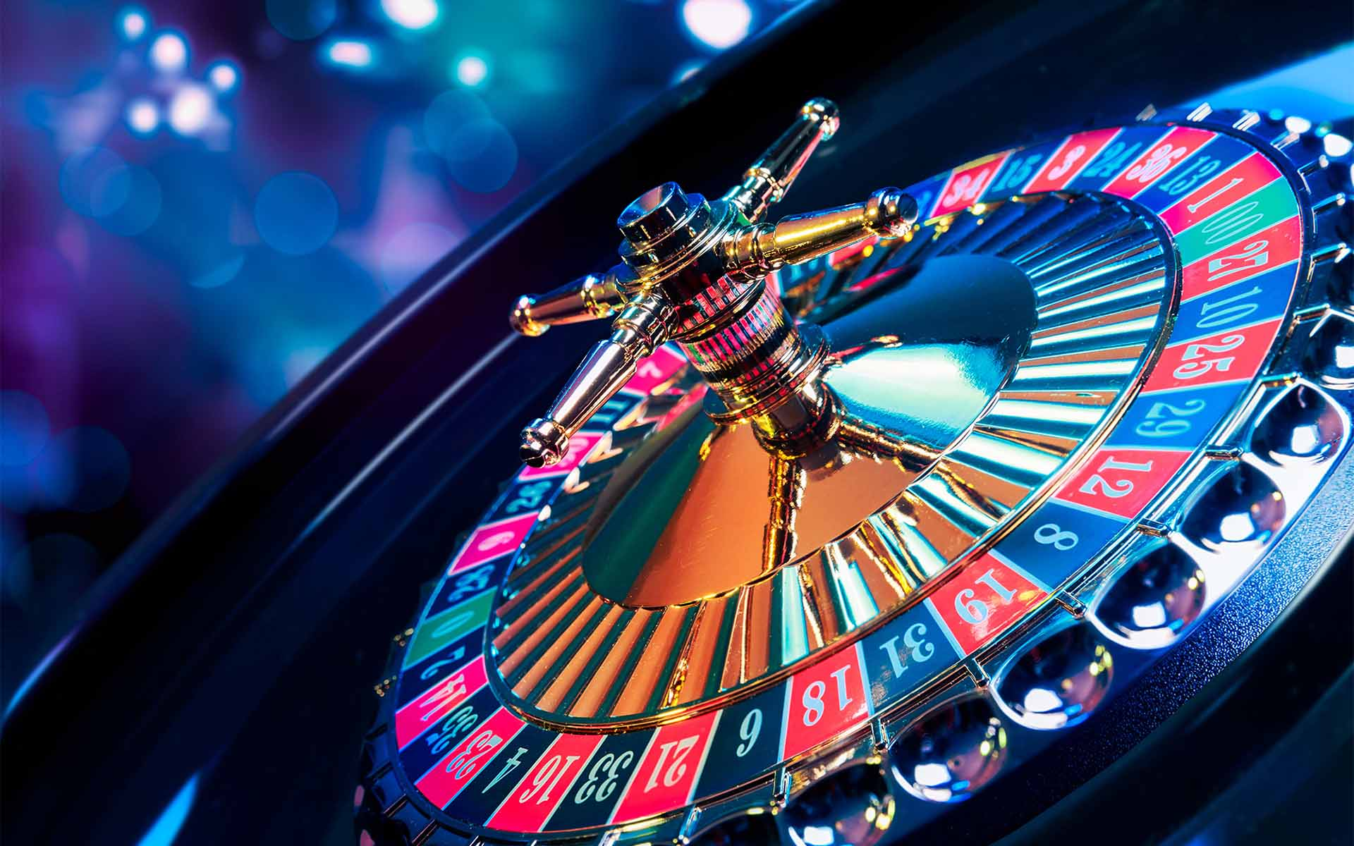 Online Casino - Calm down, It's Play Time